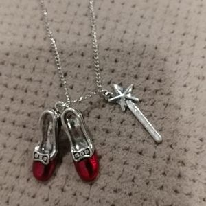 New wizard of oz necklace